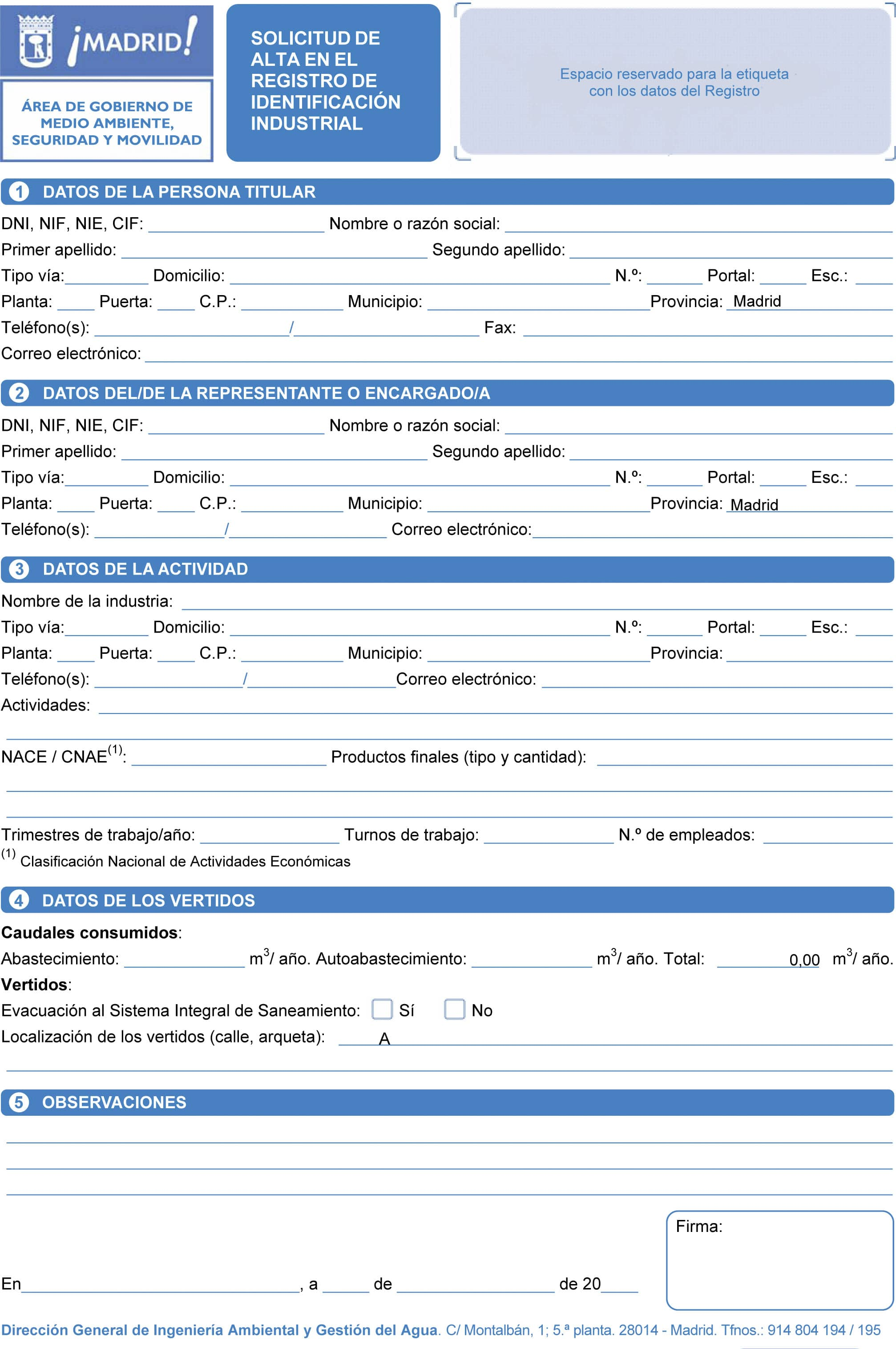 Licencias de apertura y actividad preguntas frecuentes - Licencia apertura local madrid ...