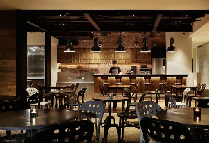 Servicios de interiorismo y decoracion para bares y - Decoracion de bares y restaurantes ...