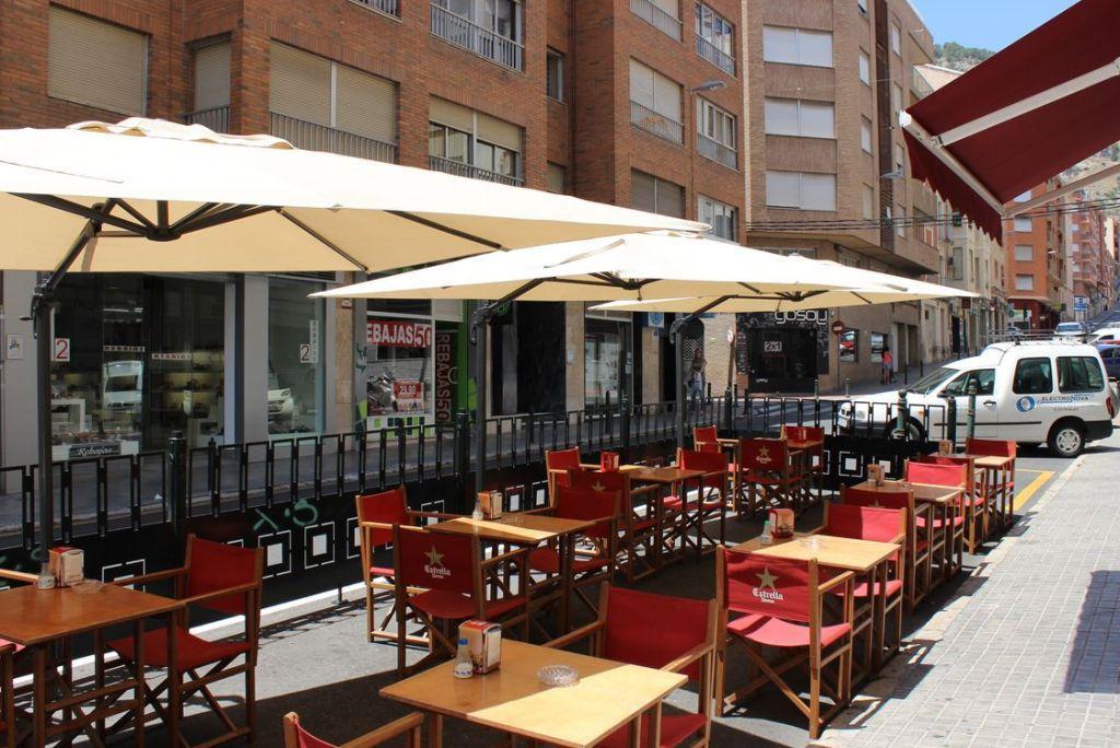 Terraza licencias de apertura y actividad - Cerramiento terraza sin licencia ...